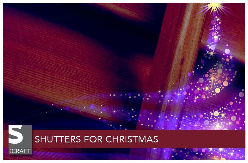 Christmas Shutters