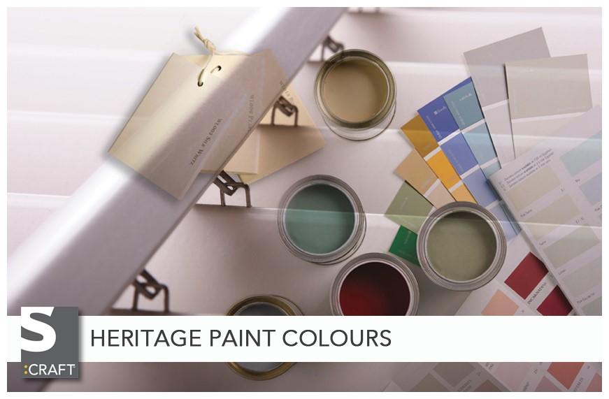 Heritage Paint Colours