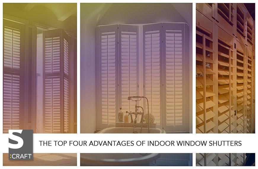 Indor Window Shutter Advantages