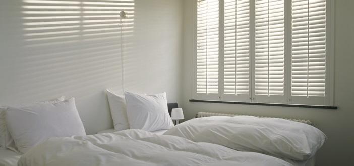 Sunnier Bedroom in the Morning