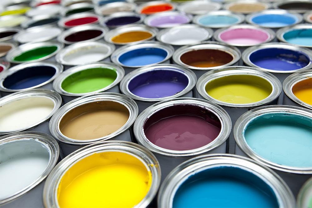 Shutter colours