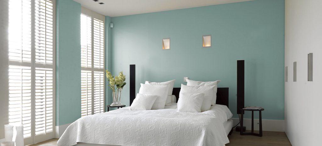 Bedroom Full Height Shutters