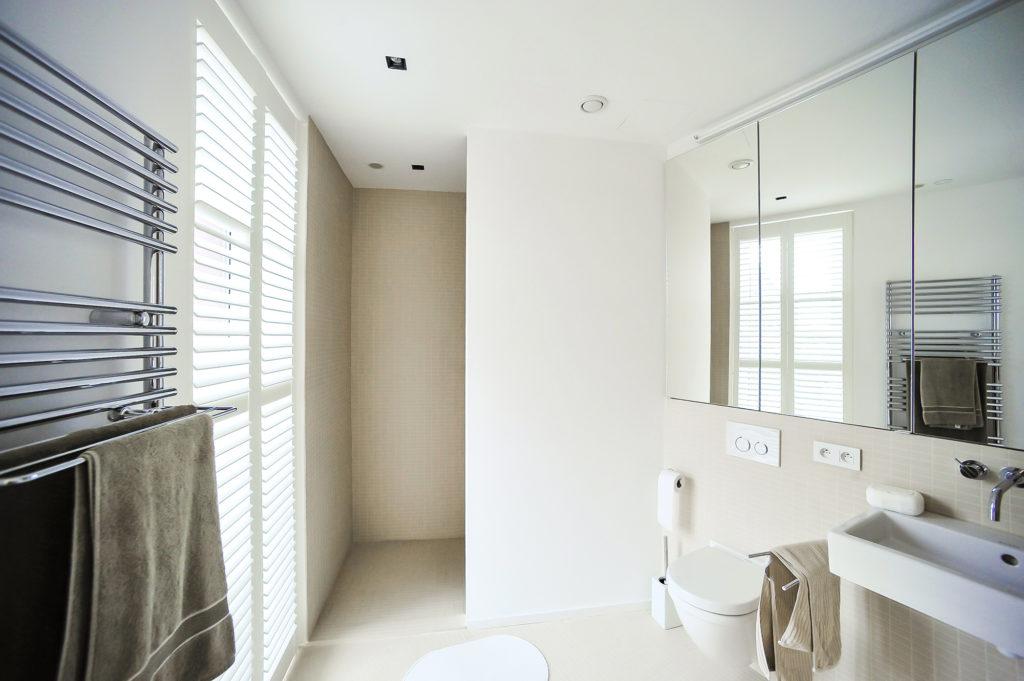 Loft Bathroom Shutters
