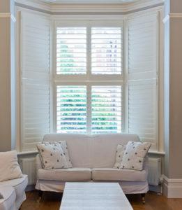 Victorian Bay Window Curtains